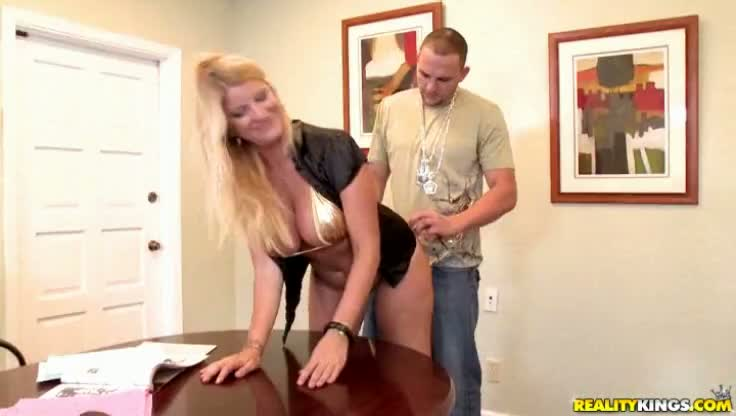 Have fucking your boss porn