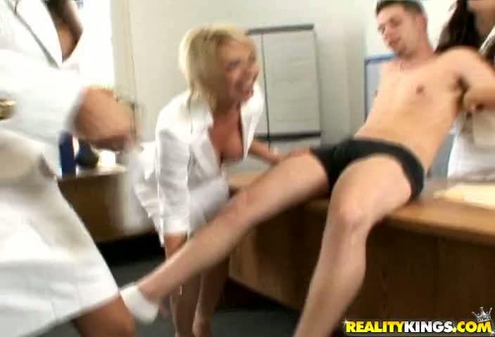 Male porn casting
