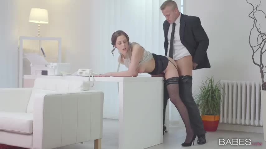 On desk fucking wife