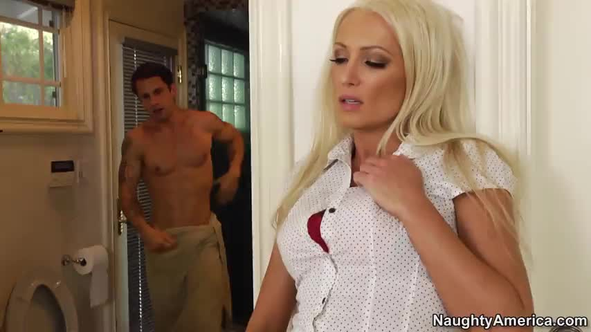 Hannah harper authentic sex doll