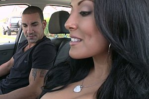 Hot MILF Kiara Marie on a cock