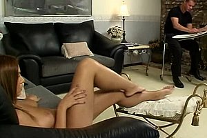 Feet and Anal